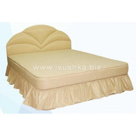 Кровать В-1,5x2