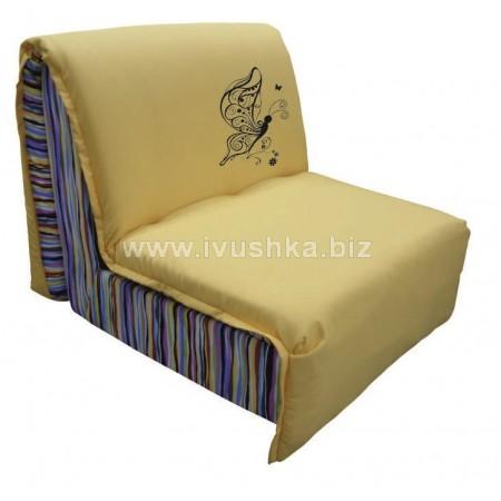 Кресло Ивушка 3Ф с рисунком